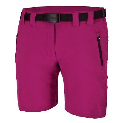 for III Campagnolo Girl Stretch Bermuda Pant Children's Shorts Pink