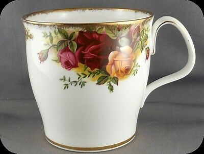 Royal Albert Old Country Roses Hot Chocolate Coffee Mug (Two Available)