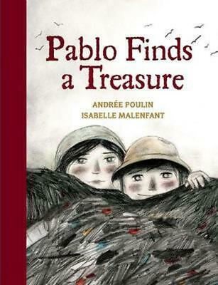 Pablo Finds a Treasure by Andree Poulin (English) Paperback Book Free Shipping!