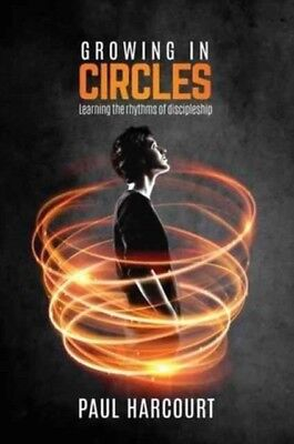 GROWING IN CIRCLES, Harcourt, Paul, 9781908393630