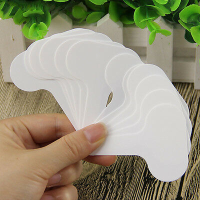 100x Plant Potted Plastic T-type Tags Flower Markers Nursery Garden Labels 7x5cm