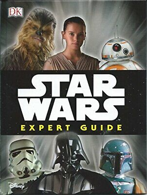 Star Wars Expert Guide by G Lucas Book The Cheap Fast Free Post