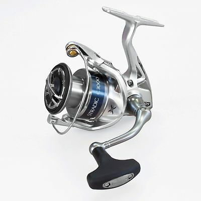 Shimano Stradic FK Hagane HG/XG Stationärrolle Spinnrolle Angelrolle