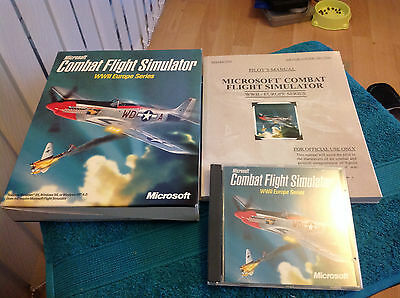 microsoft combat flight simulator (Windows 95 /98 NT)