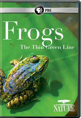 Nature: Frogs: The Thin Green Line (2016, DVD NEUF) (RÉGION 1)