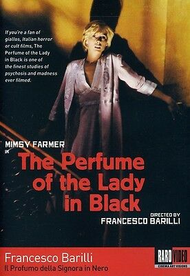 Perfume of the Lady in Black (2011, DVD NEUF) WS (RÉGION 1)