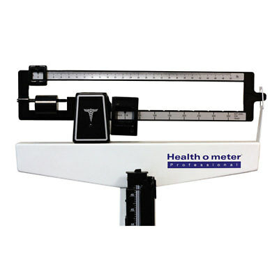 HealthOMeter 402LB Physician Balance Beam Scale