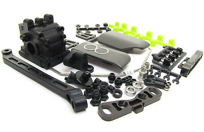 Kyosho Inferno MP9 TKI4 REAR SUSPENSION PARTS sway CNC Rear Toe TKI2 KYO33011B