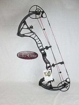 New Bowtech RPM 360 Right Hand 60-70lbs 24-30in. Black
