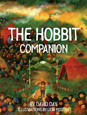 The Hobbit Companion by David Day Book The Cheap Fast Free Post