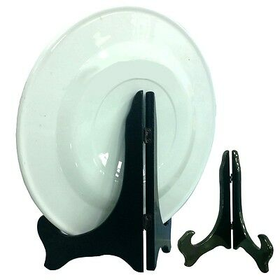 New Display Easel Stand Plate For Bowl Picture Frame Photo Holder 4 Sizes