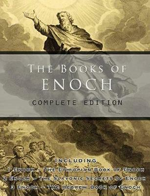 The Books of Enoch: Complete Edition: Including (1) the Ethiopian Book of Enoch,