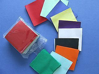 480 Tissue Paper Squares For Crafts - 50mm | Gift Wrap Supplies