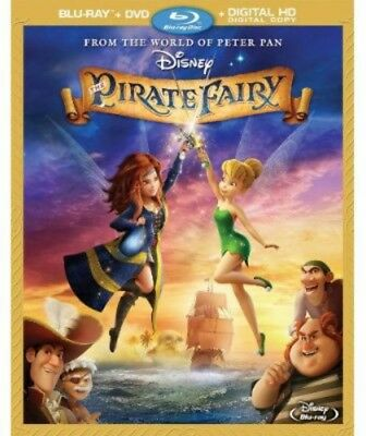 The Pirate Fairy [New Blu-ray] With DVD, 2 Pack, Ac-3/Dolby Digital, Digital C