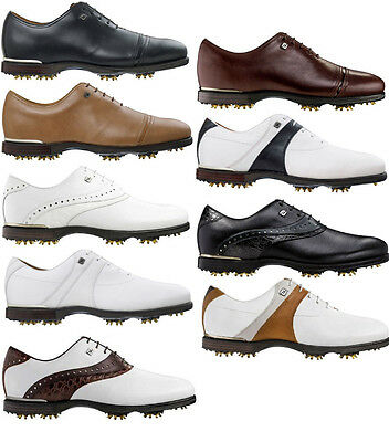 Footjoy Icon Black golf shoes Choose size & color Manufacturer close-outs