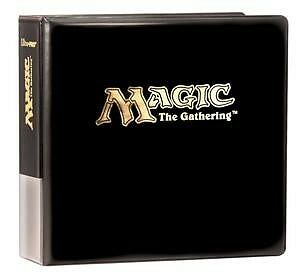 "Magic the Gathering Majestic 3"" Hotstamp Album"