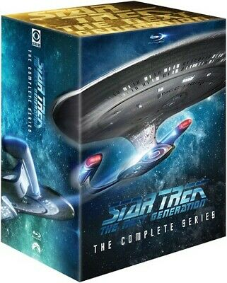 Star Trek - The Next Generation: The Complete Series [New Blu-ray] Boxed Set,