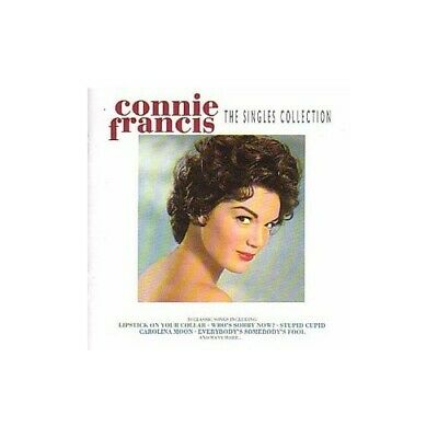 Connie Francis - The Singles Collection - Connie Francis CD 5VVG The Cheap Fast