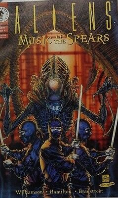 DARK HORSE COMICS ALIENS-  Music of the Spears # 1 of 4 January 1994