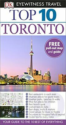 Top 10 Toronto (DK Eyewitness Travel Guide) by DK Travel Book The Cheap Fast