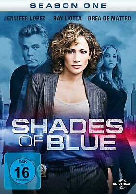 Shades of Blue - Die komplette Season/Staffel 1 # 3-DVD-BOX-NEU