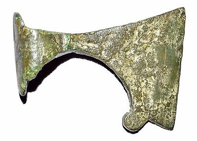Authentic & Wearable Viking Battle-Axe Amulet - Historical Gift - Op60