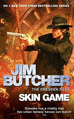 Skin Game: The Dresden Files, Book Fifteen: 15 by Butcher, Jim Book The Cheap