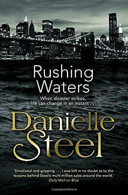 Rushing Waters by Steel, Danielle Book The Cheap Fast Free Post