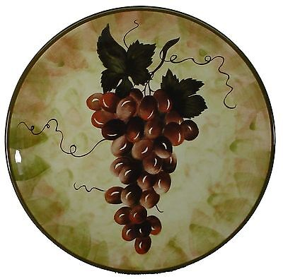 """TABLETOPS GALLERY Unlimited china BELLAVINO pattern DINNER PLATE 11-1/4"""""""