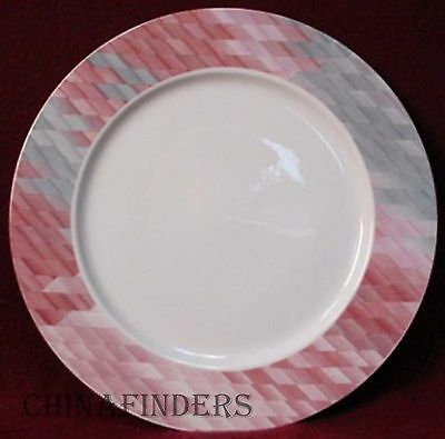 """VILLEROY & BOCH china COLLAGE pattern Dinner Plate @ 10 1/2"""""""