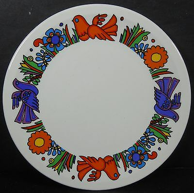 """VILLEROY & BOCH china ACAPULCO pattern Bread Plate - 6-1/8"""""""
