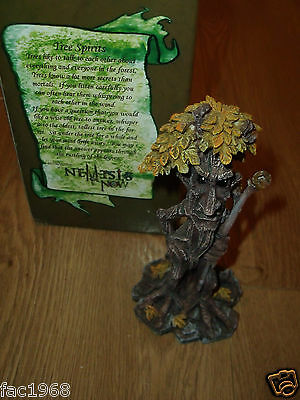 Nemesis Now Tree Spirits NEM3335 TREE WISHES  Myth Collectable Ornament New