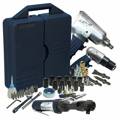 Campbell Hausfeld TL106901AV 62-Piece Air Tool Kit with Blow Molded Case New