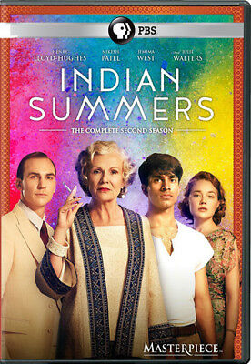 Indian Summers: The Complete Second Season (Masterpiece) [New DVD] Boxed Set