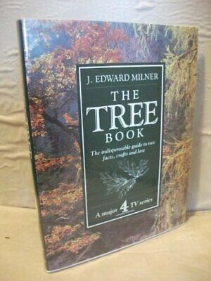 The Tree Book by Milner, Edward Hardback Book The Cheap Fast Free Post