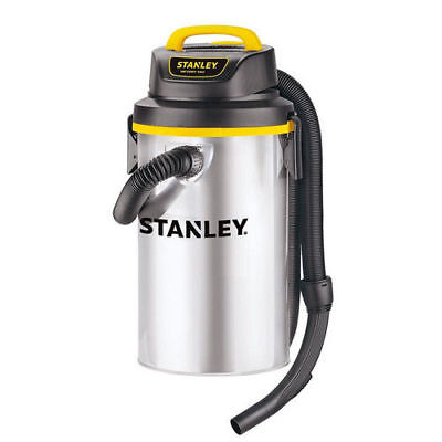 Stanley 4.0 HP 4.5 Gal. Hang-Up S.S. Wet Dry Vac SL18133 new