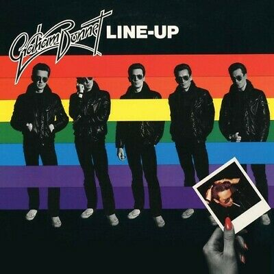Line Up: Remastered & Expanded Edition - Graham Bonnet (2016, CD NEUF)