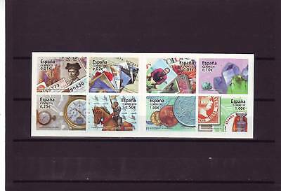 Spain - Sg4832-4839 Mnh 2014 Collectables - Stamp Booklet
