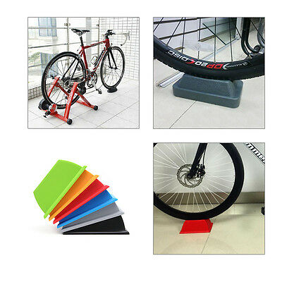 Bicycle Bike Front Wheel Support Block Riser For Cycling Turbo Trainer Training