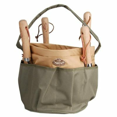 'Round Gardening Bag For Tools'