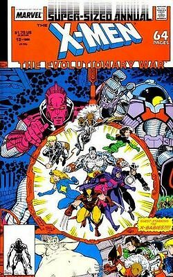 Uncanny X-Men Annual #12 (1988) Vf
