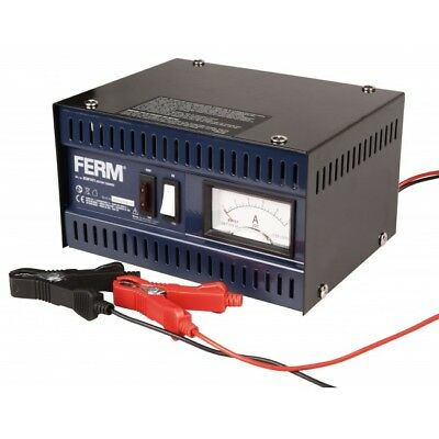 absaar battery charger 6 amp instructions