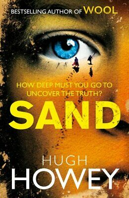 Sand by Howey, Hugh Book The Cheap Fast Free Post