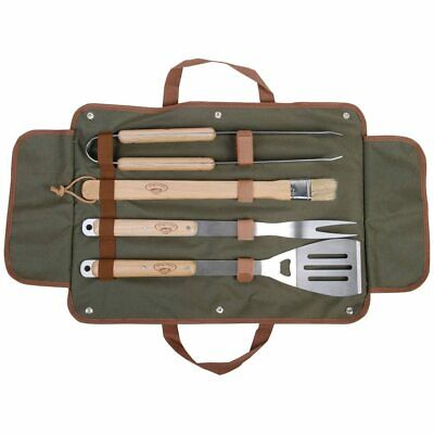 Canvas Barbecue Tool Set