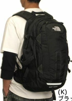 New With Tags The North Face Hot Shot Backpack Laptop Approved Black