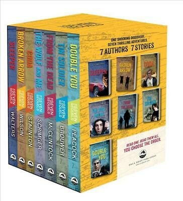 The Seven Sequels Boxed Set (English) Paperback Book Free Shipping!