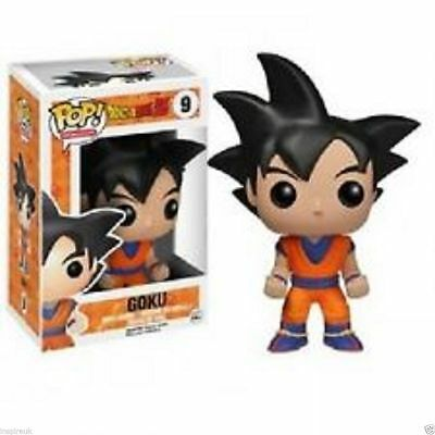 Funko Dragon Ball Z Goku Black Hair Pop Vinyl Figure