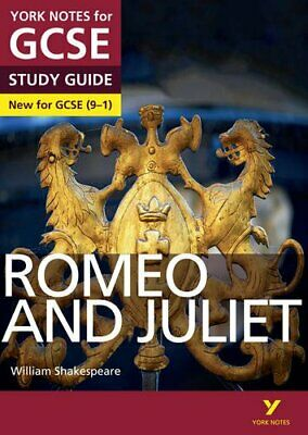 Romeo and Juliet: York Notes for GCSE (9-1) by Heathcote, Ms Jo Book The Cheap