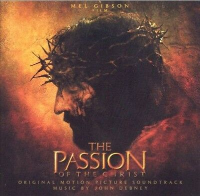 The Passion Of The Christ OST Numbered Coloured Vinyl LP - MOVATM055