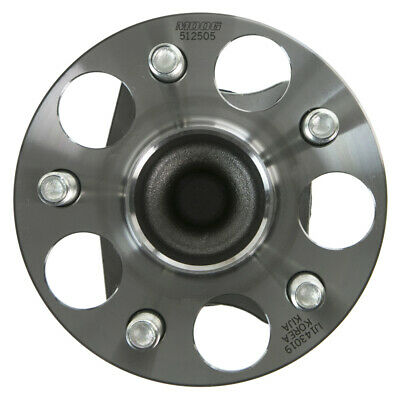 Wheel Bearing and Hub Assembly-Hub Assembly Rear MOOG fits 10-15 Toyota Prius